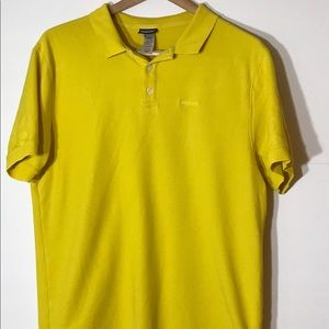 Patagonia men's large short sleeve polo